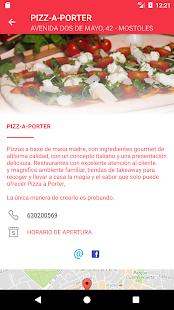 Pizz-A-Porter Móstoles - náhled