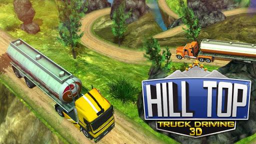 Hill Top Truck Driving 3D 1.3 screenshots 1