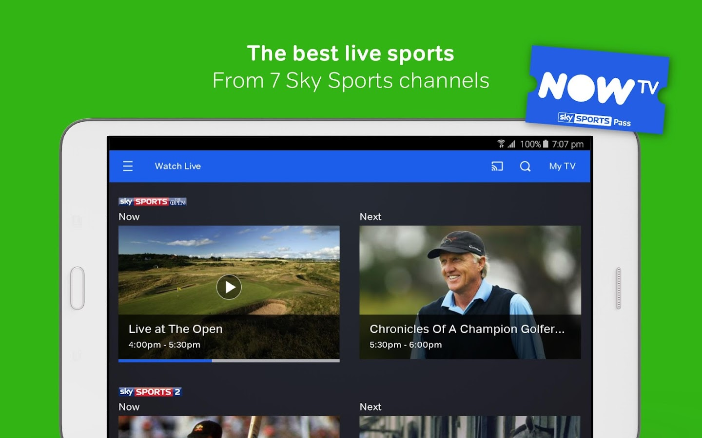 Now tv android apps on google play - Can you get sky box office on sky go ...