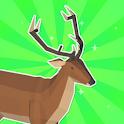 Idle Zoo Island icon