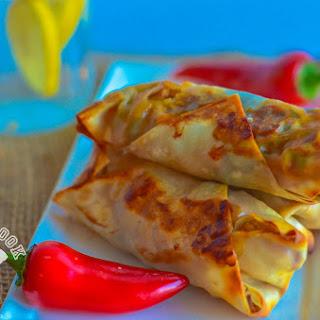 Chicken Fritatta for Two Recipe