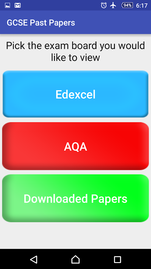 aqa past history papers gcse