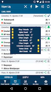 Süper Lig- screenshot thumbnail