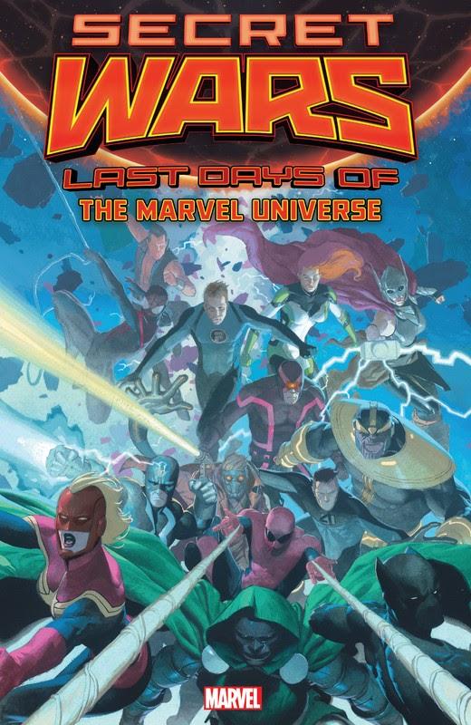 Secret Wars: Last Days of the Marvel Universe (2016)