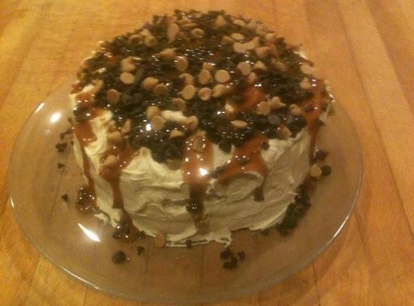 Peanut Butter Passion Cake Recipe