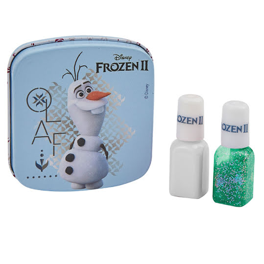 Frozen 2 Nagellack Metallbox - Olaf