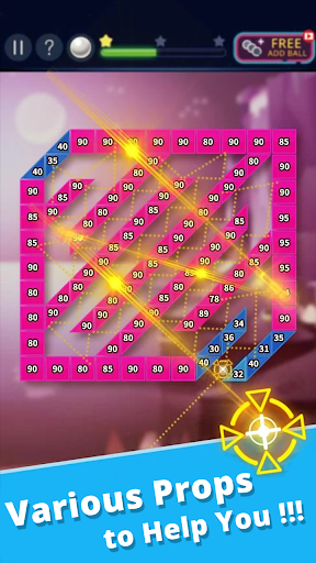 Bricks VS Balls - Casual brick crusher game 2.2.2 screenshots 24