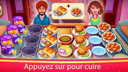 Code Triche Indien Cooking Star: Restaurant jeux de cuisine APK MOD screenshots 1