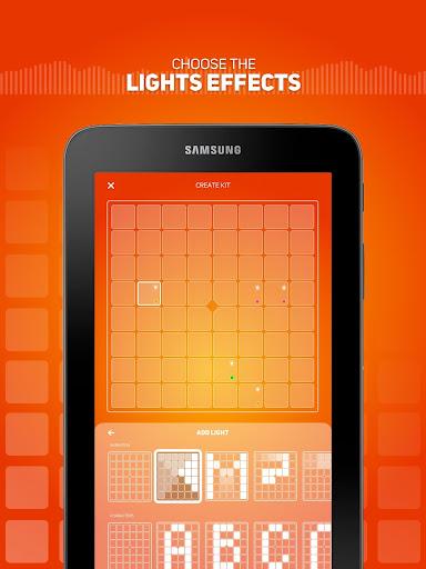 SUPER PADS LIGHTS - Your DJ app 1.5.7 screenshots 16