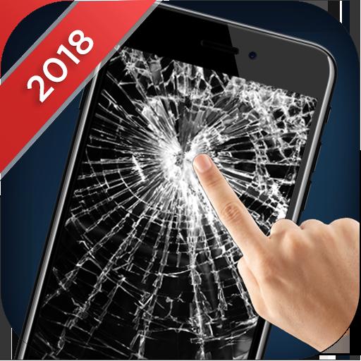 Cracked Screen Prank (app)
