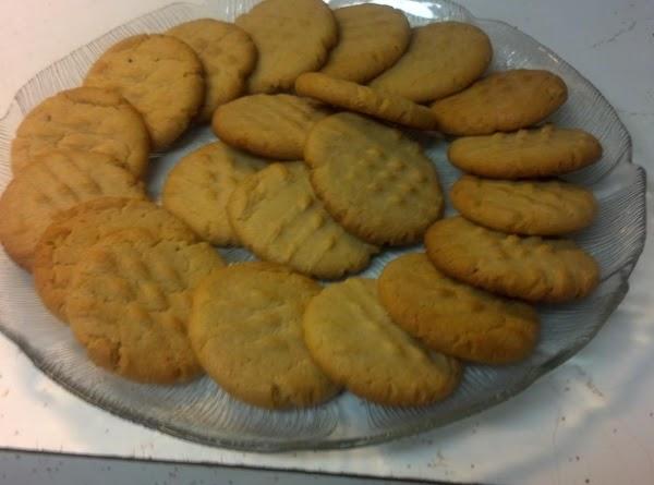 (jerry's Favorite) Peanut Butter Cookies Recipe