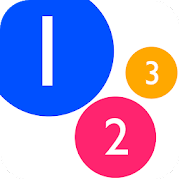 Tap1-2-3 puzzle ball games
