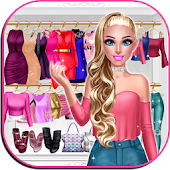 👗 Sophie Fashionista - Dress Up Game