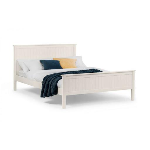 Julian Bowen Maine Bed Frame Dove Grey