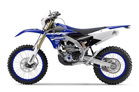 Yamaha WR 250-manual-taller-despiece-mecanica