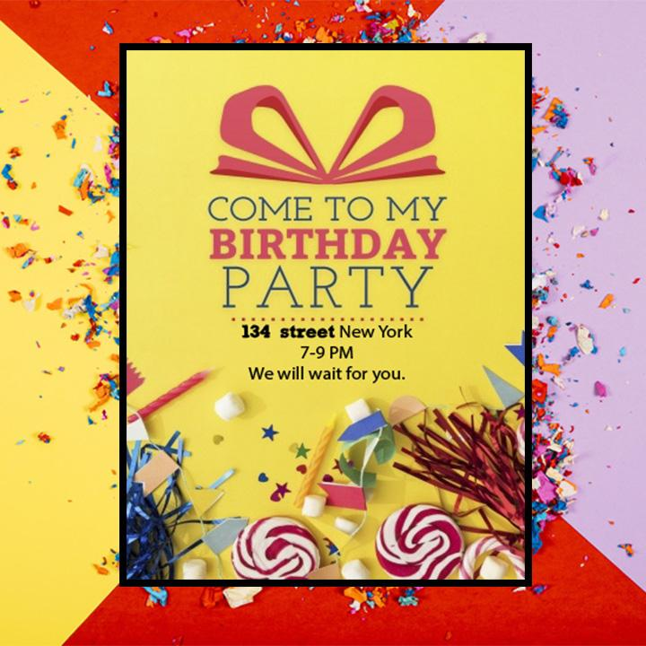 Download Birthday Invitation Card Maker Apk Latest Version