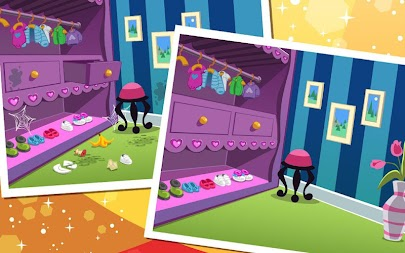 Princess House Cleaning Game New APK screenshot thumbnail 2
