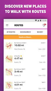 App Walk with Map My Walk APK for Windows Phone