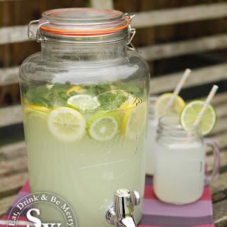 Spring Gin Lemonade + Giveaway.