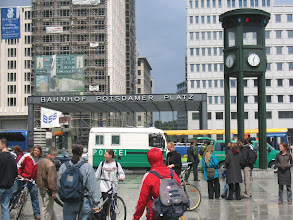 Photo: Potzdamer Platz