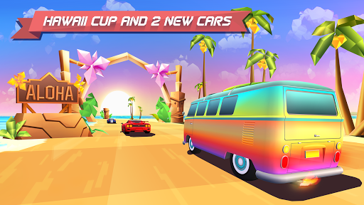Horizon Chase - World Tour 1.5.0 Screenshots 1