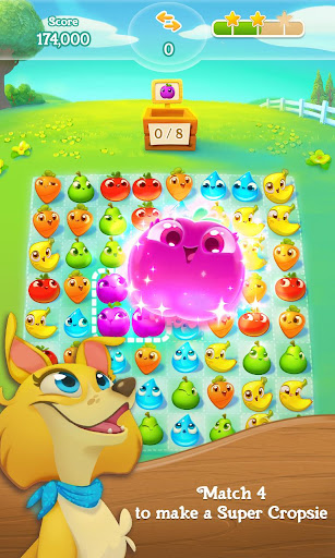 Farm Heroes Super Saga 0.71.1 screenshots 1