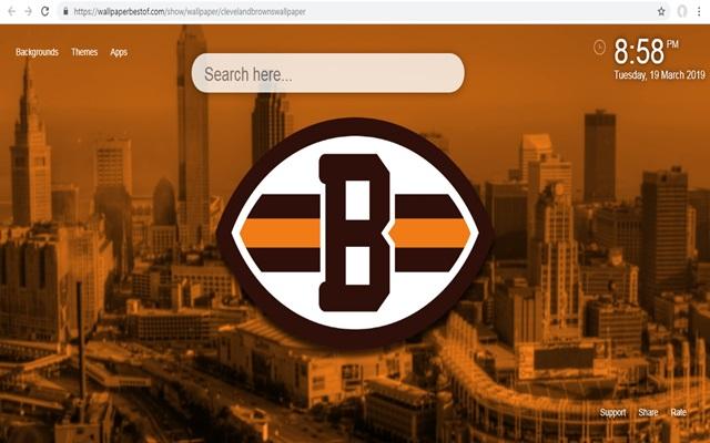 Cleveland Browns Wallpaper