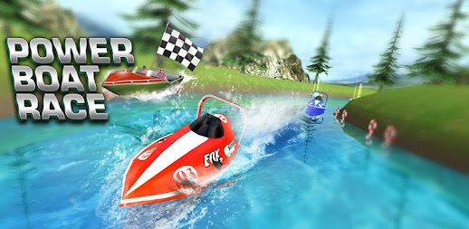 Powerboat Race 3D APK