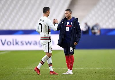 Test positif de Cristiano Ronaldo: quid de l'équipe de France?