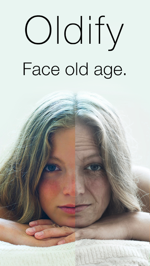 Oldify™- Face Your Old Age- screenshot