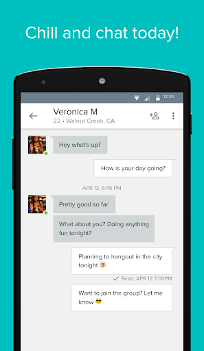Tagged Android App  screenshot 5