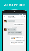 screenshot of Tagged - Meet, Chat & Dating