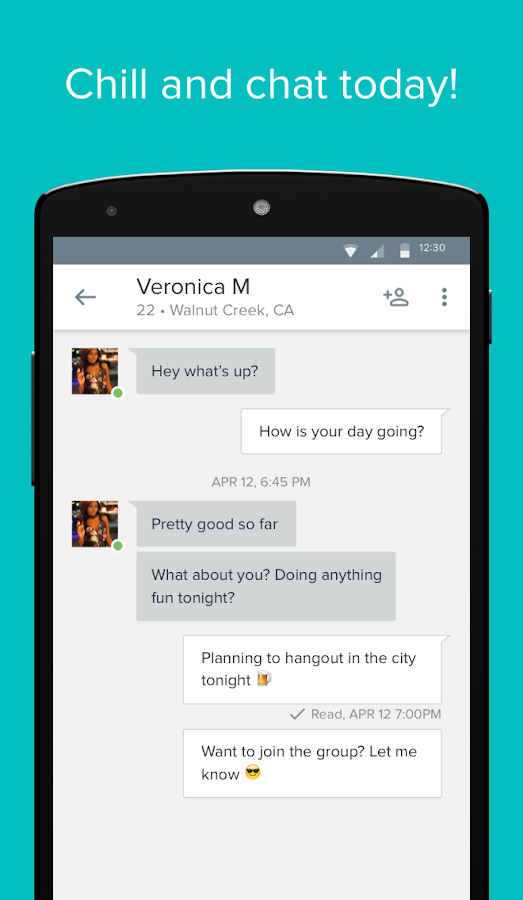 Tagged - Meet, Chat & Dating- screenshot