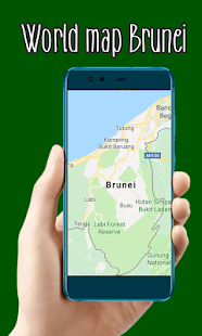 World map brunei android apps on google play world map brunei screenshot thumbnail gumiabroncs Images
