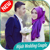 300 Hijab Wedding Couple Ideas