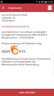 Kochmamsell – Miniaturansicht des Screenshots