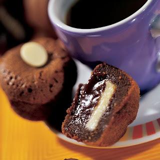 Soufflés Aux Deux Chocolats