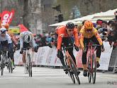 Arvid de Kleijn was niet zeker of hij of Halvorsen de eerste rit in Turkije gewonnen had