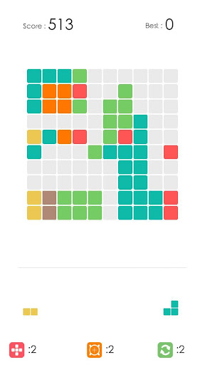 Line bloxx 2 - テトリス風パズルゲームで脳トレ