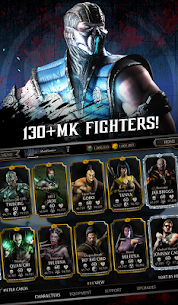 MORTAL KOMBAT X Mod Apk Free Download 3