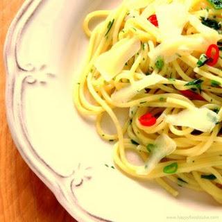 Spaghetti Aglio Olio & Pepperoncino