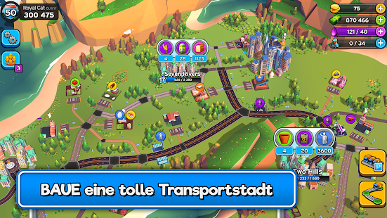 Transit King Tycoon Screenshot