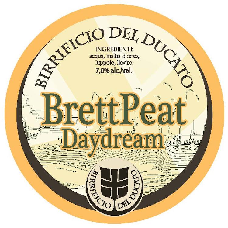 Logo of Birrificio Del Ducato Brett Peat Daydream