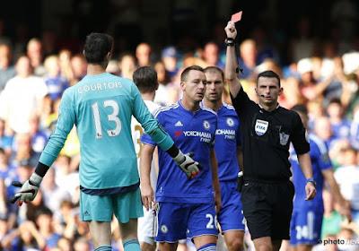 """""""De rode kaart van Terry? De fout van Courtois!"""""""