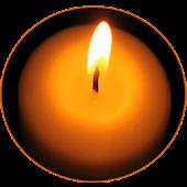 Candle Night Light