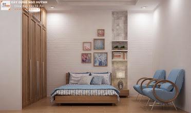 Photo: Phòng ngủ master (view 2)