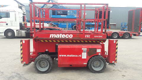 Picture of a MANITOU 100SC
