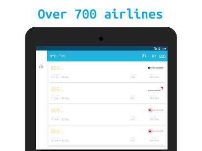 Flyseller - cheap air tickets screenshot