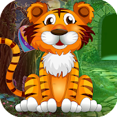 Best Escape Game 515 Hoary Tiger Rescue Game
