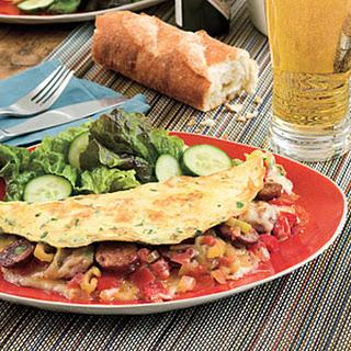 Cajun Omelet Recipes